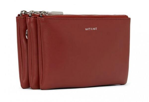 Matt & Nat: Modell 'Triplet Crossbody Bag Loom - Gala'