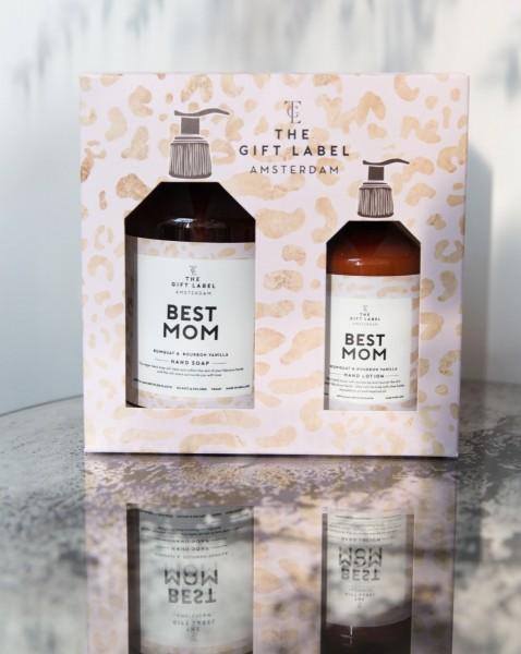 The Gift Label: Modell 'Best Mom'