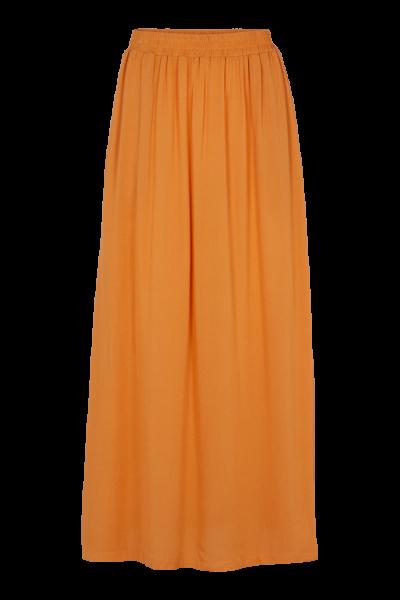 Basic Apparel: Modell 'Felicia Skirt - Tomato cream'