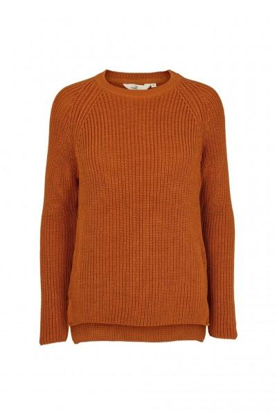 Basic Apparel: Modell 'SweetySweater - Roasted Pecan'