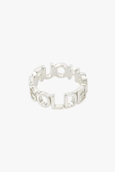 Wildthings: Modell 'Golden Hour Ring - Silver'