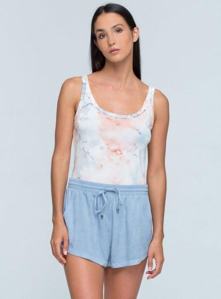 Buddha Wear: Modell 'Valea Shorts - Iceberg'