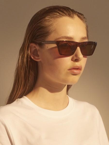 A.Kjærbede: Modell 'Clay Sonnenbrille - Demi Tortoise'