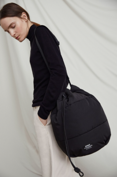 Ecoalf: Modell 'Elisea Bag - Black'