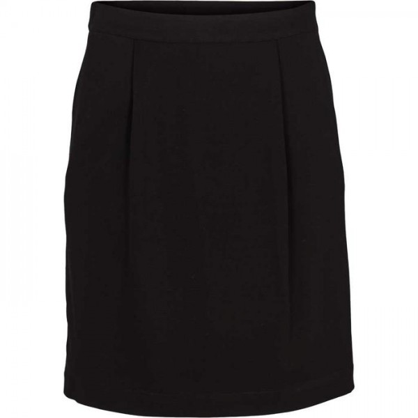 Basic Apparel: Modell 'Thelma Skirt - Black'