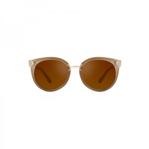 A.Kjærbede: Modell 'Gray Sonnenbrille - Light Grey'