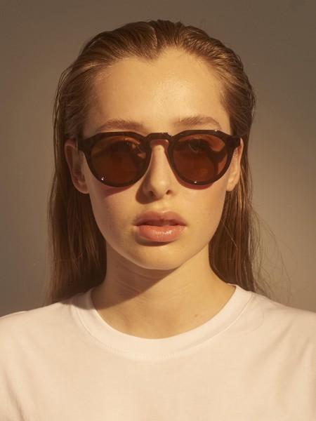 A.Kjærbede: Modell 'George Sonnenbrille - Demi Tortoise'