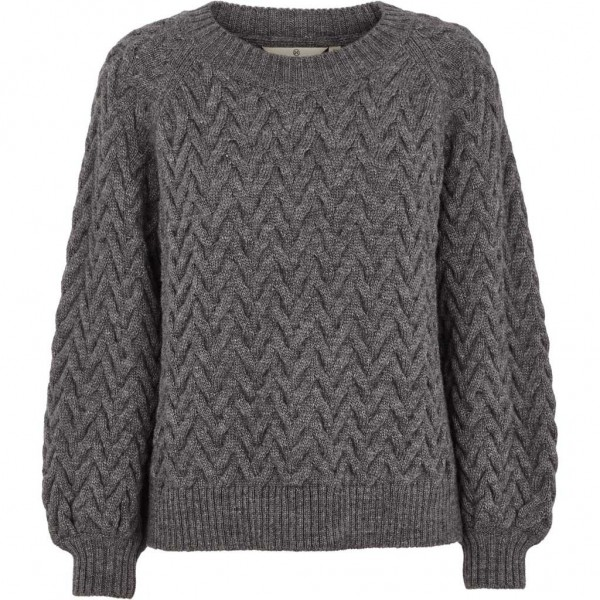 Emma Sweater - Grey