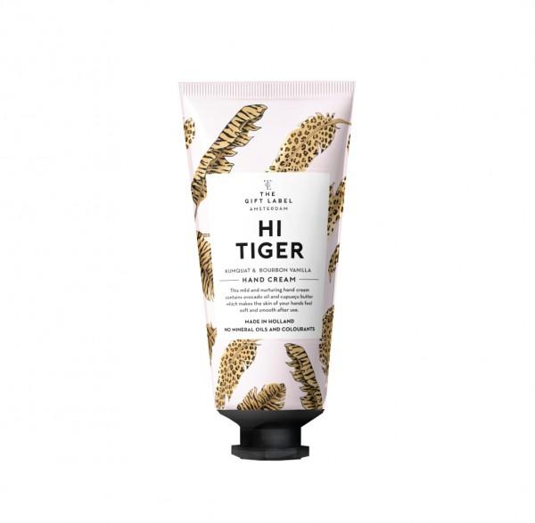 The Gift Label: Modell 'Handlotion Tube - Hi tiger'