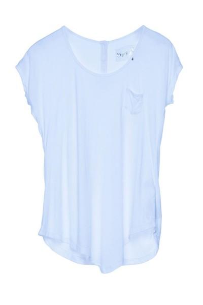 Marlene Shirt - Pale Blue