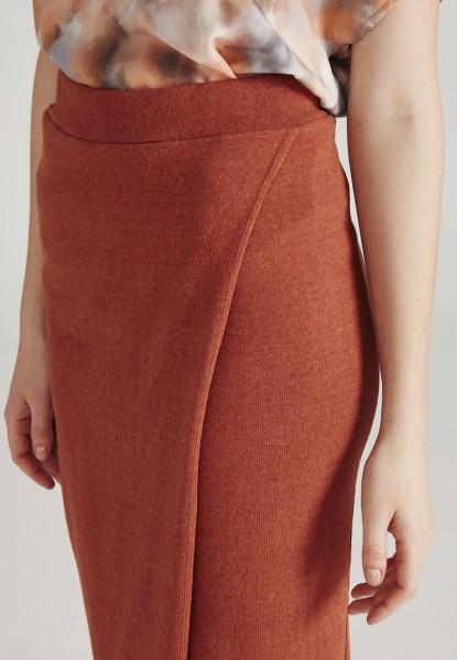 Givn: Modell 'Romia Skirt - Copper'