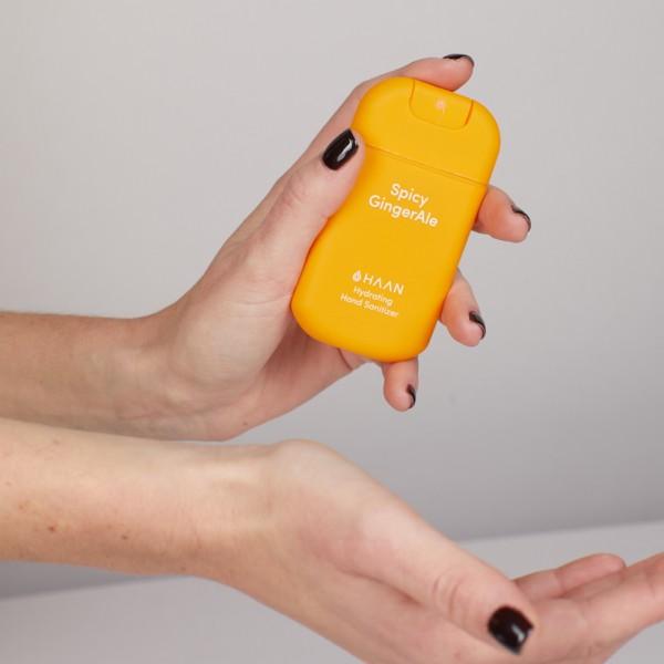 HAAN: Modell 'Handdesinfektion Pocket - Spicy Ginger Ale'