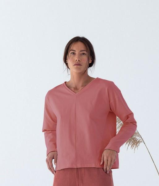 Suite 13: Modell 'Naka Shirt - Redwood'