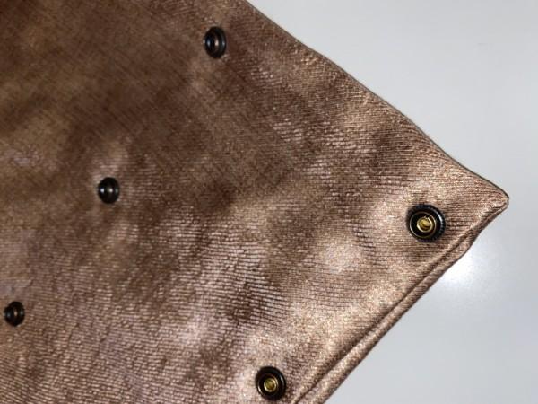 The Statement Thing: Modell 'Sama Inside Bag - Shiny Bronze'