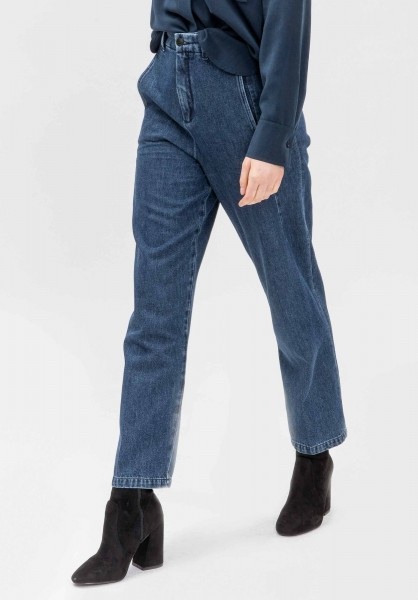 Lovjoi: Modell 'Jeans Grevie - Rinse Washed'