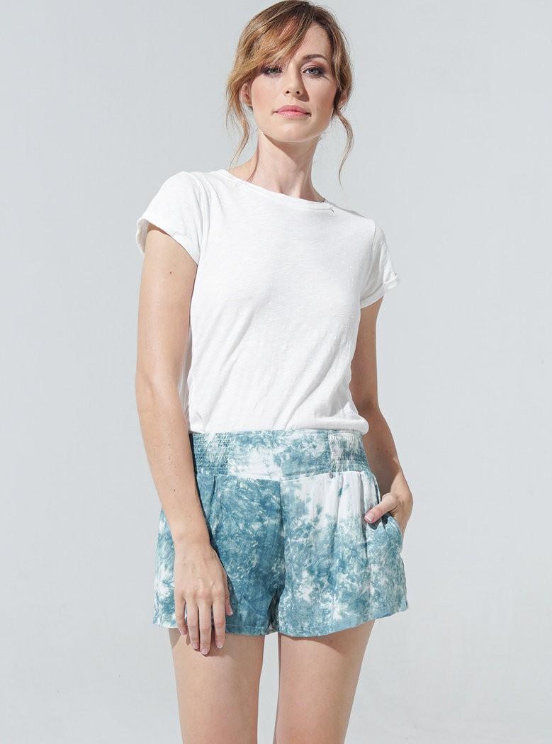 Buddha Wear: Modell 'Claire Pants - Smoked Blue'
