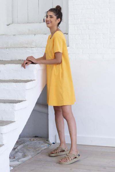 Suite 13: Modell 'Azru Dress - Chamois'