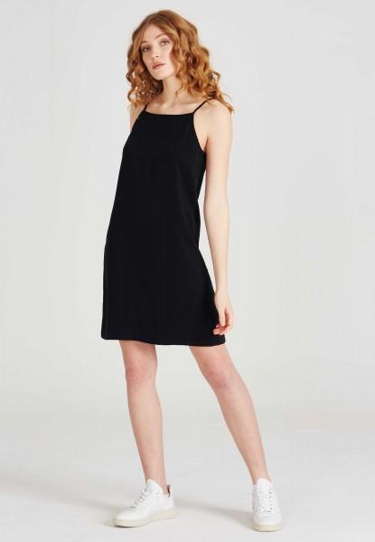 Givn: Modell 'Karlie Dress - Black (Tencel)'