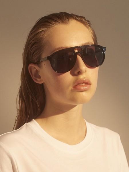 A.Kjærbede: Modell 'Henry Sonnenbrille - Black'