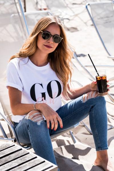 Herzgut: Modell 'Go Girl - Shirt'