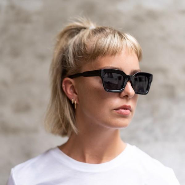 A.Kjærbede: Modell 'Gigi Sonnenbrille - Black'