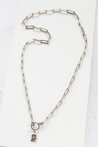 Shlomit Ofir: Modell 'Alena Necklace - Silver'