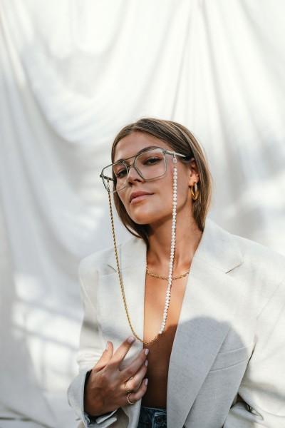 Coco Bonito: Modell 'Two faced chain'