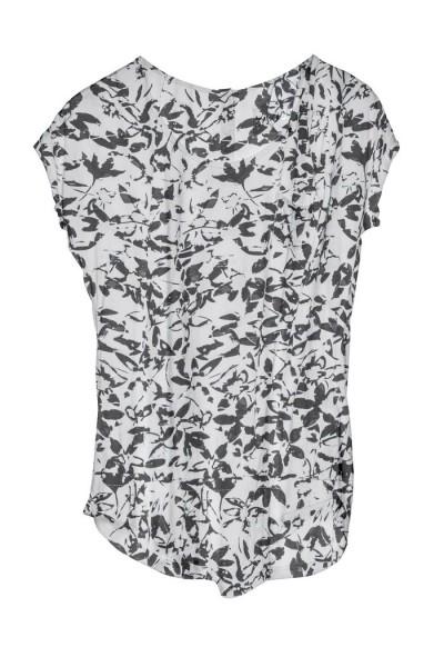 Marlene Shirt - Batik Flowers