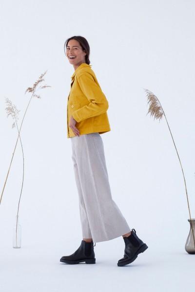 Suite 13: Modell 'Isa Jacket - Sun Flower'