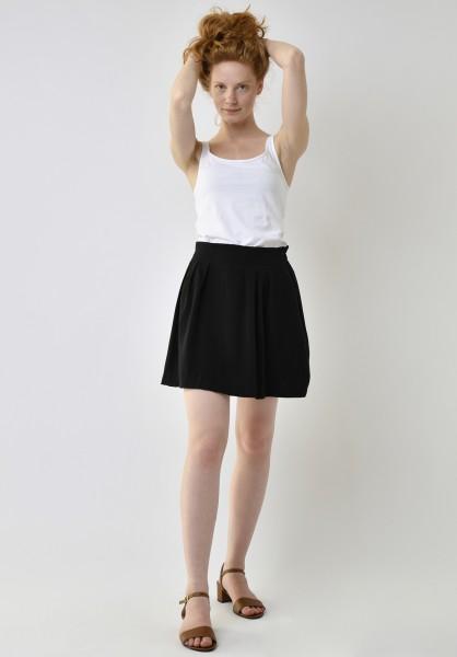Lovjoi: Modell 'Skirt Masterwort Tencel Woven - Black'