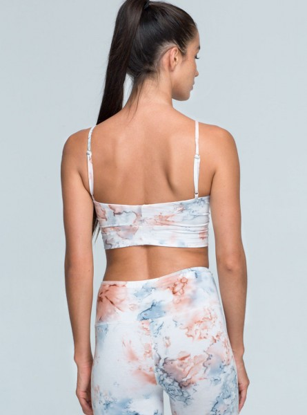 Buddha Wear: Modell 'Irma Singlet - Cotton Candy'