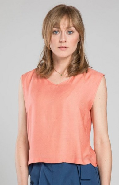 [eyd]: Modell 'Rina Top - Grapefruit'