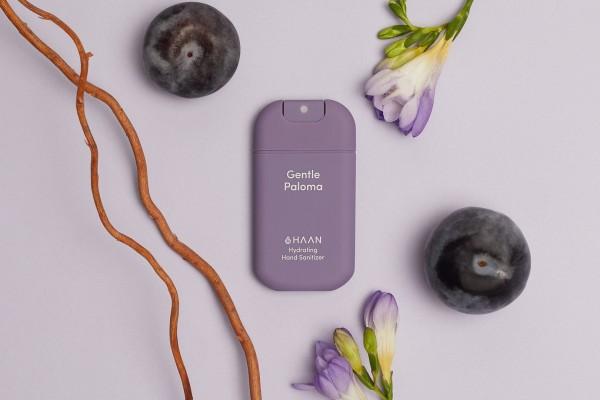 HAAN: Modell 'Handdesinfektion Pocket - Gentle Paloma'