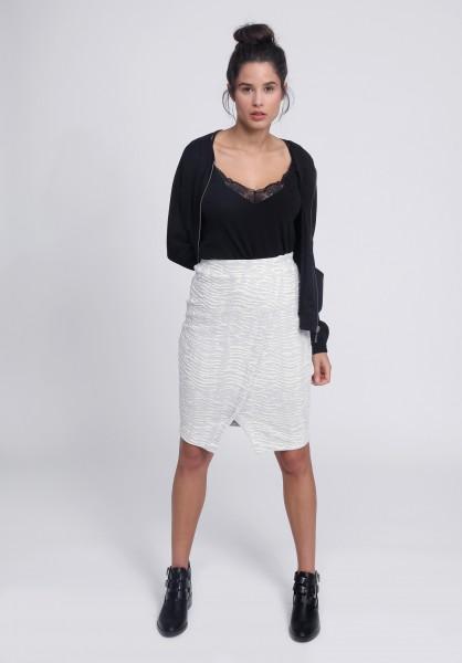 Lovjoi: Modell 'Elgafar Skirt - Ecru'