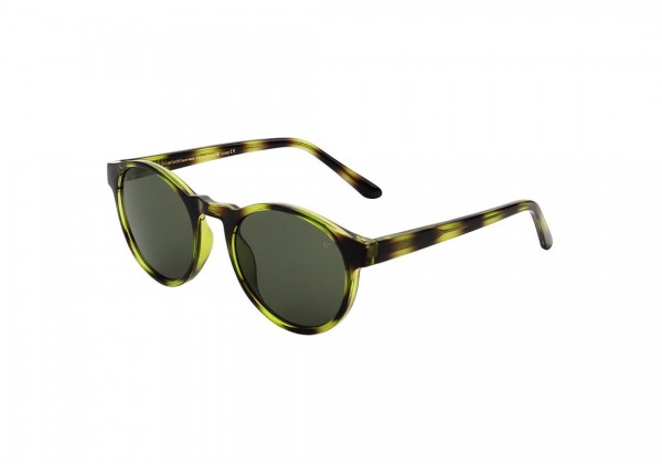 A.Kjærbede: Modell 'Marvin Sonnenbrille - Demi Olive'