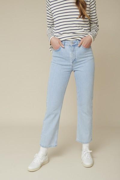 Basic Apparel: Modell 'Ellen Jeans - Light wash'