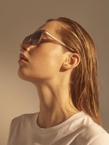 A.Kjærbede: Modell 'Clay Sonnenbrille - Matt Grey'