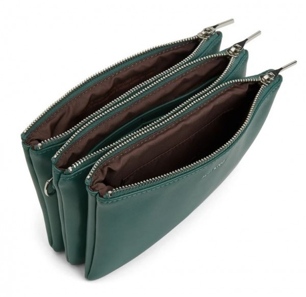 Matt & Nat: Modell 'Triplet Crossbody Bag Loom - Kombucha'