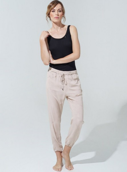 Buddha Wear: Modell 'Liv Pants - Rose'