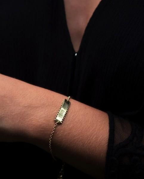 Good Vibes Bracelet - Gold