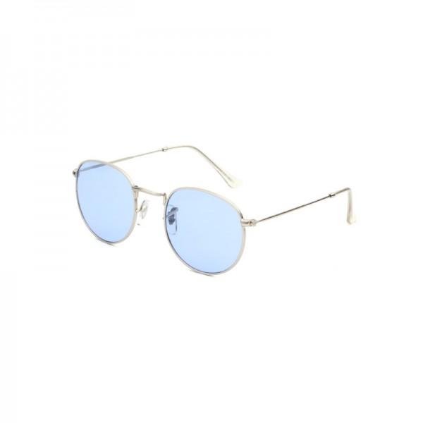 A.Kjærbede: Modell 'Hello Sonnenbrille - Grey/Blue'