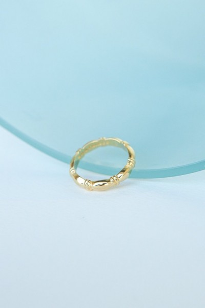 Wildthings: Modell 'True Treasure Pinky Ring Gold'
