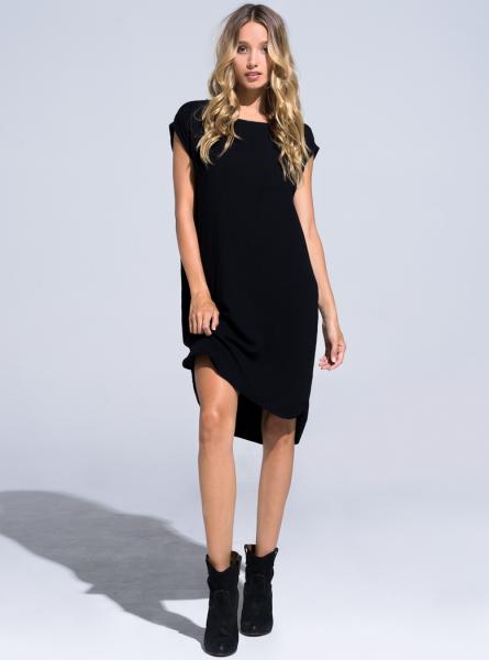 Lesly Mini Dress - Black