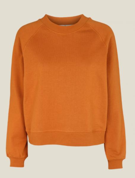 Basic Apparel: Modell 'MajeSweater - Roasted Pecan'