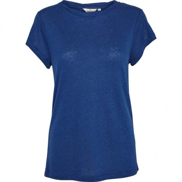 Basic Apparel: Modell 'Alaya Shirt - Navy'
