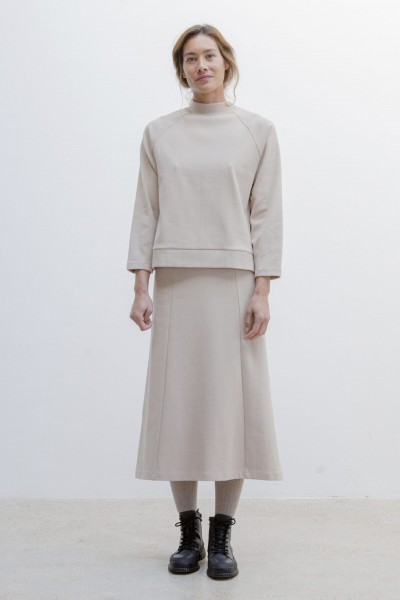 Suite 13: Modell 'Waiho Jersey - Stone'