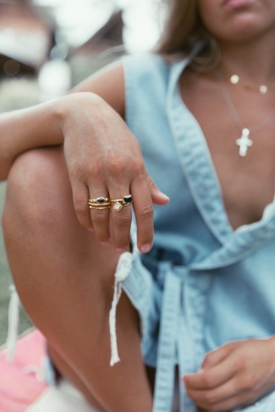 Wildthings: Modell 'Not Your Baby Ring - Gold'