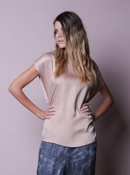 Junia Shirt - Rose