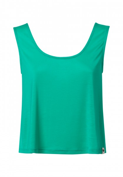 Lovjoi: Modell 'Top Ginepro Tencel Jersey - Juicy Grass'
