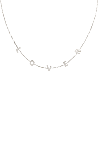 Wildthings: Modell 'Lover Necklace - Silver'